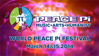 World Peace Pi Festival